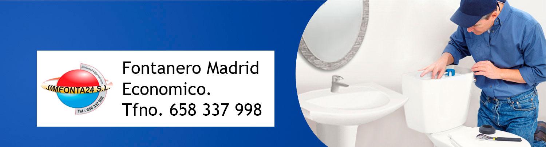 ▷ Fontanero Vicalvaro de Confianza y Económico Tfno. 658 337 998